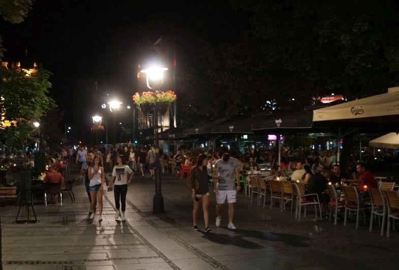 Tętniąca życiem ulica Kneza Mihailova uznawana jest za najstarszą ulicę w Belgradzie