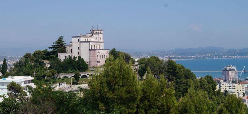 Letnia rezydencja króla Albanii - Ahmed ben Zogu