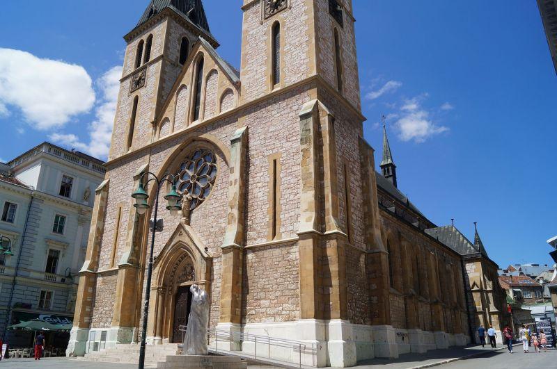 Katedra katolicka Serca Jezusowego w Sarajewie