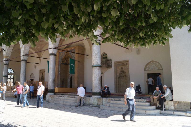 Meczet Gazy Haursewa Bega w Sarajewie