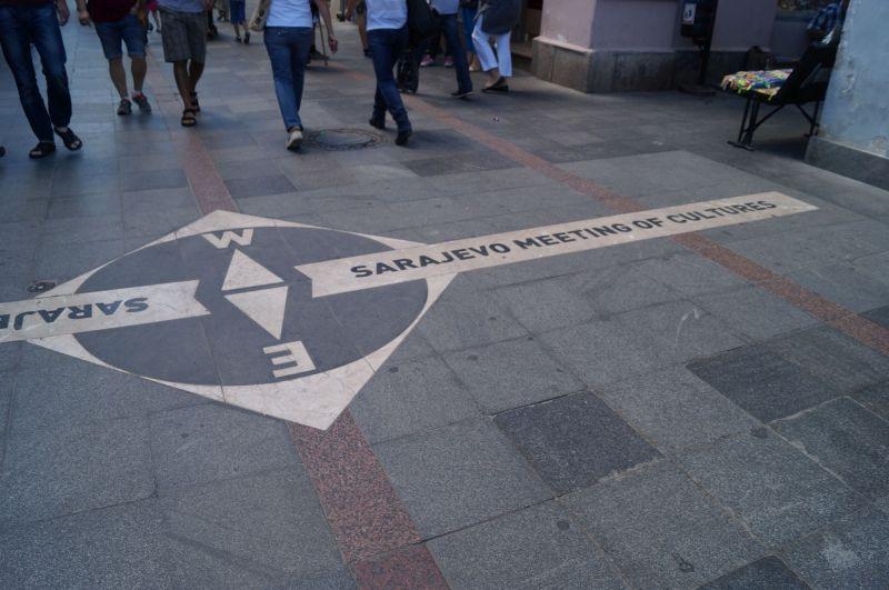 Sarajewo - na styku kultur