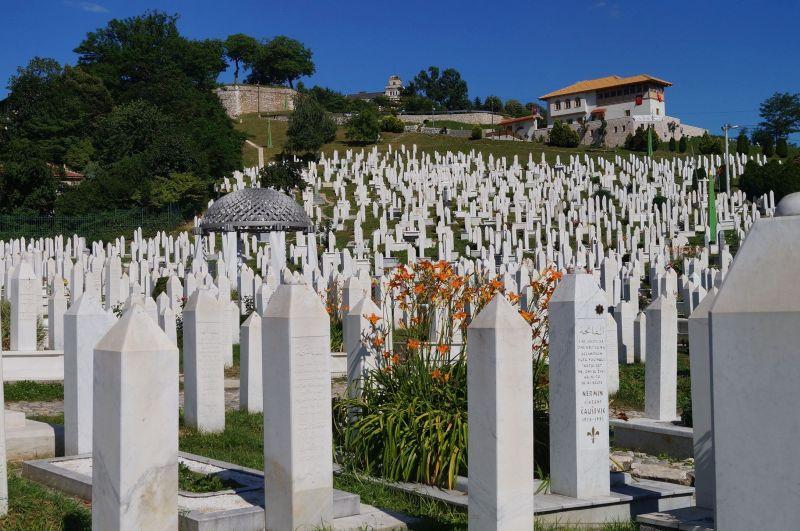 Cmentarz Kovaci