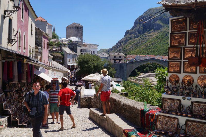 Bazar Kujundżiluk w Mostarze