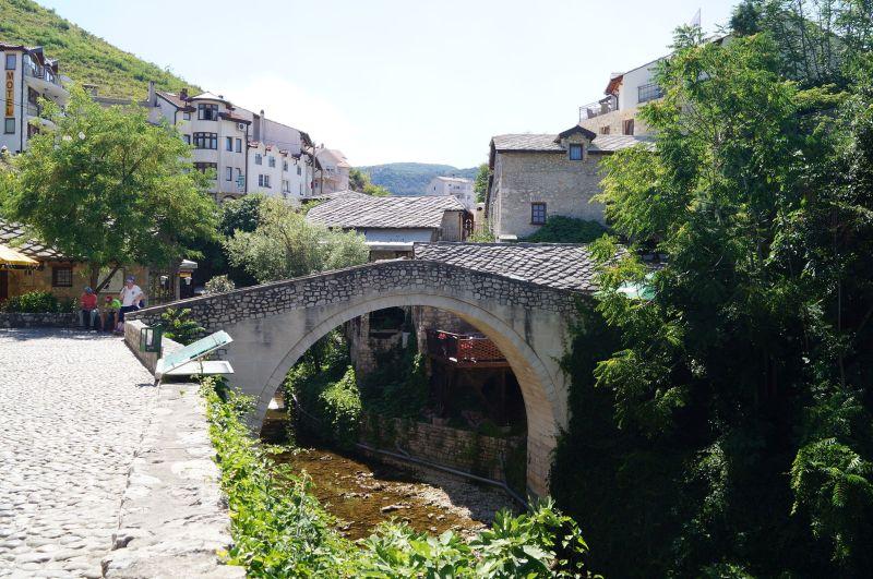 Krzywy Most wMostarze