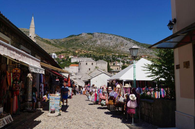 Bazar Kujundżiluk wMostarze