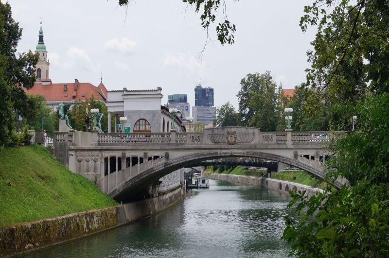 Most Smoków wLublanie