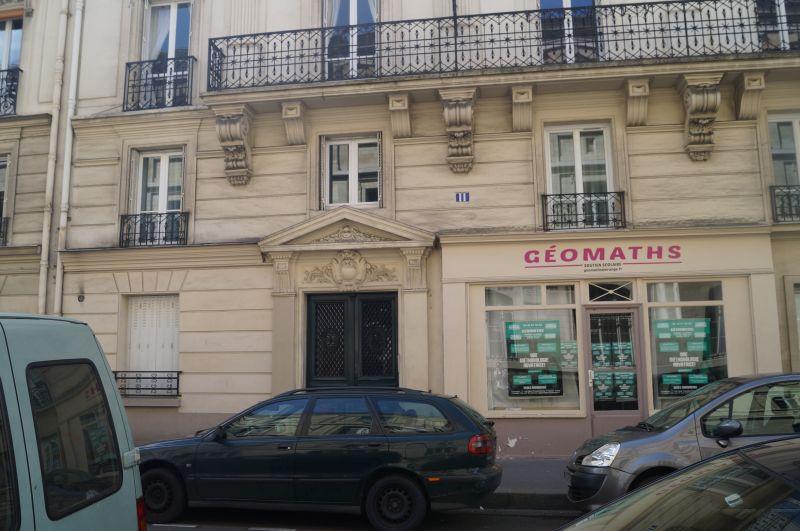 Rue de Feuillantines nr 11