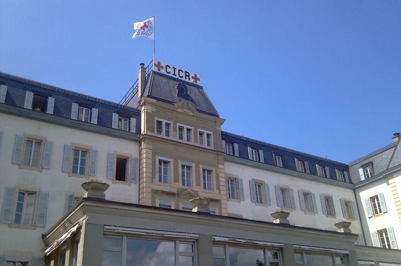 Siedziba Międzynarodowego Czerwonego Krzyża