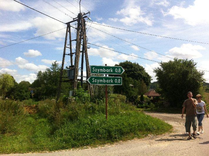 Wszystkie drogi prowadzą do Szymbarku :)
