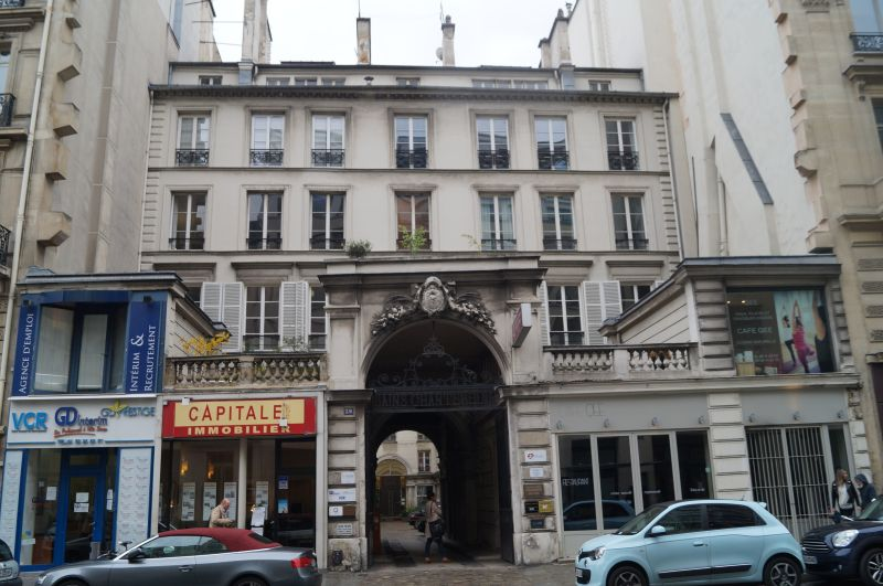 Rue de Chateaudun 39