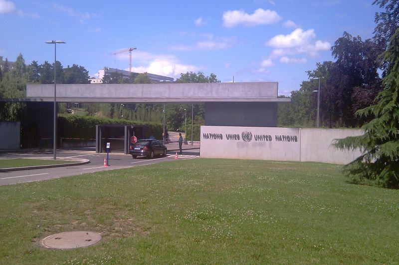 Siedziba Organizacji Narodów Zjednoczonych