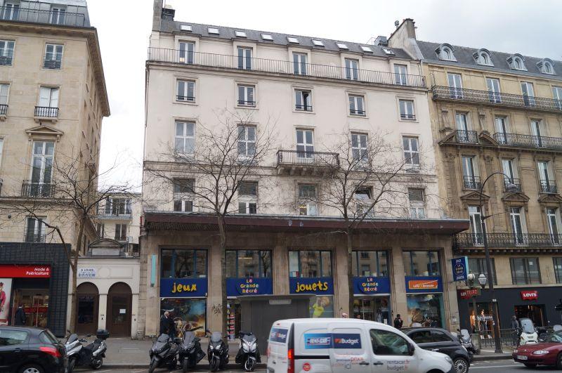 Dom przy Boulevard Poissoniére 27