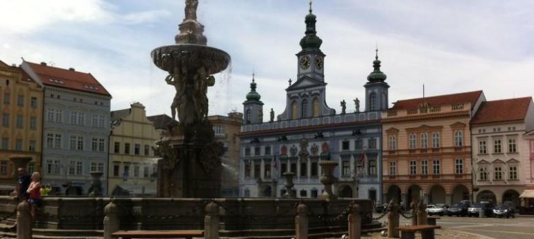 Dookoła Europy 2014 (1): Wojak Szwejk w Pradze i Czeskich Budziejowicach