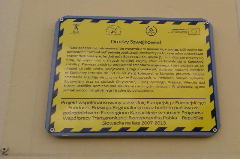 Od tejpory takie tablice będą informować nas, żejesteśmy nadobrej drodze :)