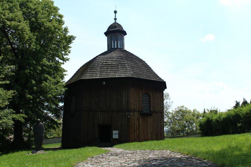 Kaplica św.św.Małgorzaty iJudyty nawzgórzu św.Bronisławy