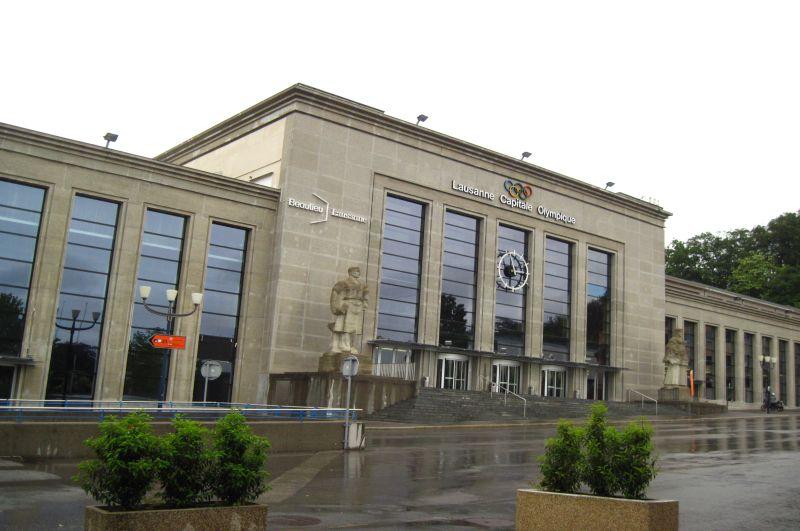 Fasada Palais de Beaulieu