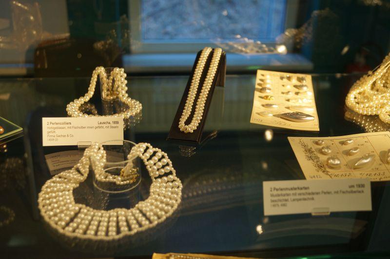 Szklane perły z 1859 roku