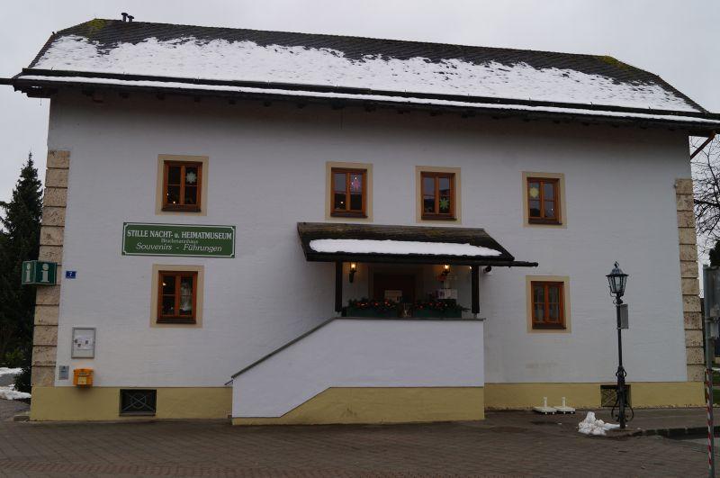 Muzeum Stille Nacht w Oberndorfie
