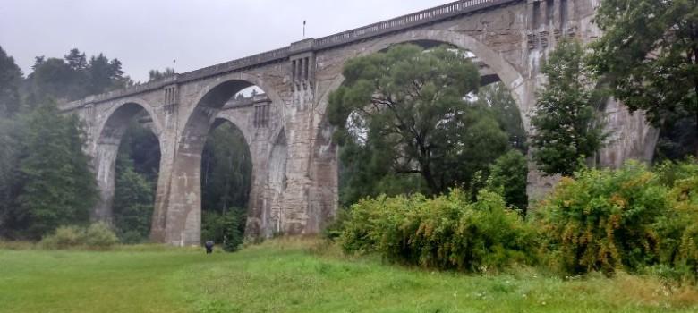 Kolejowe akwedukty w Stańczykach