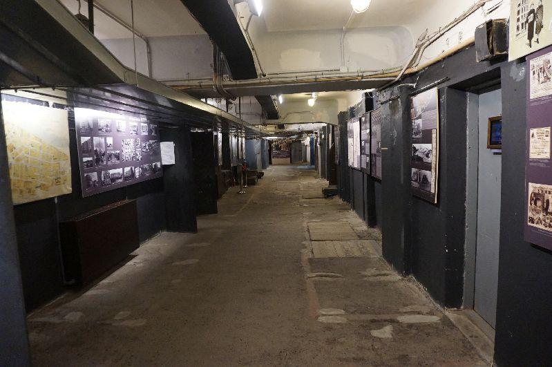 Dawna kwatera niemiecka w Domu Handlowym - obecnie Muzeum Pamięci