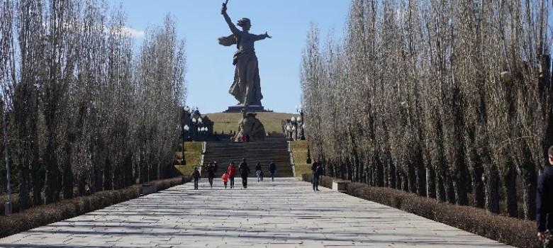 Wołgograd – krajobraz po wielkiej bitwie