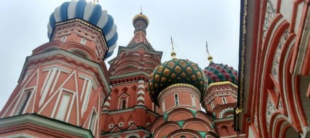 Moskwa - Kreml