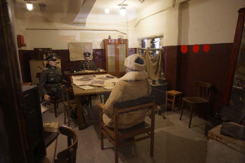 Muzeum Pamięci wWołgogradzie