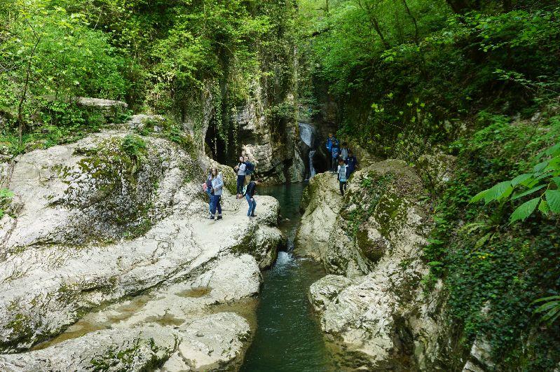 Wodospady Agura