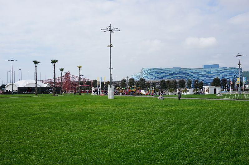 Park Olimpijski wAdlerze