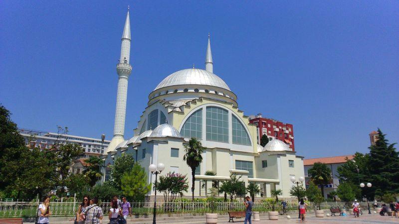 Meczet Ebu Bekr wSzkodrze