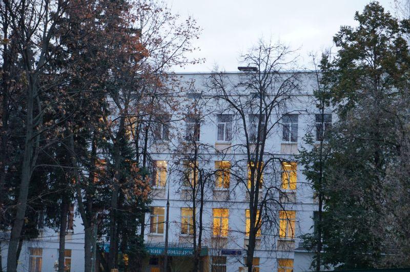 Dom dziecka zinternatem przy ulicy Kachowka