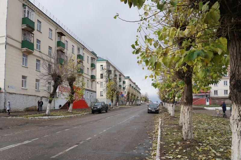 Ulica w Kumiertau