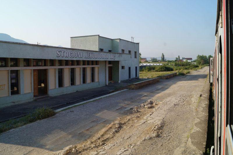 Stacja kolejowa w