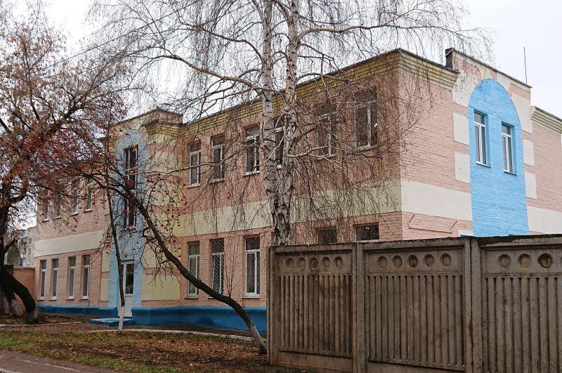 Zakład wodociągowo-kanalizacyjny wKumiertau, wktórympracował ojciec Jury - Wasilij Klimienko