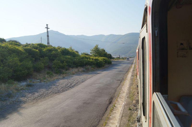 Albańskie krajobrazy