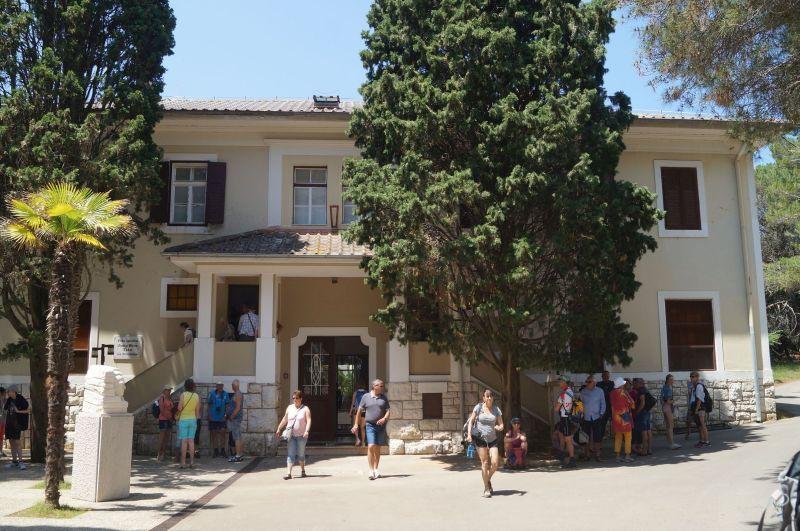 Muzeum Josipa Broz Tity naWyspach Briońskich