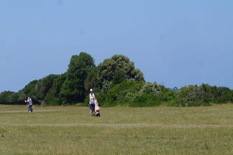 Pole golfowe naWyspach Briońskich