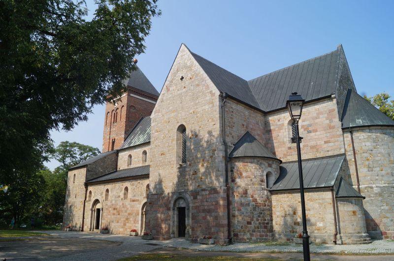 Kolegiata św.Piotra iPawła wKruszwicy