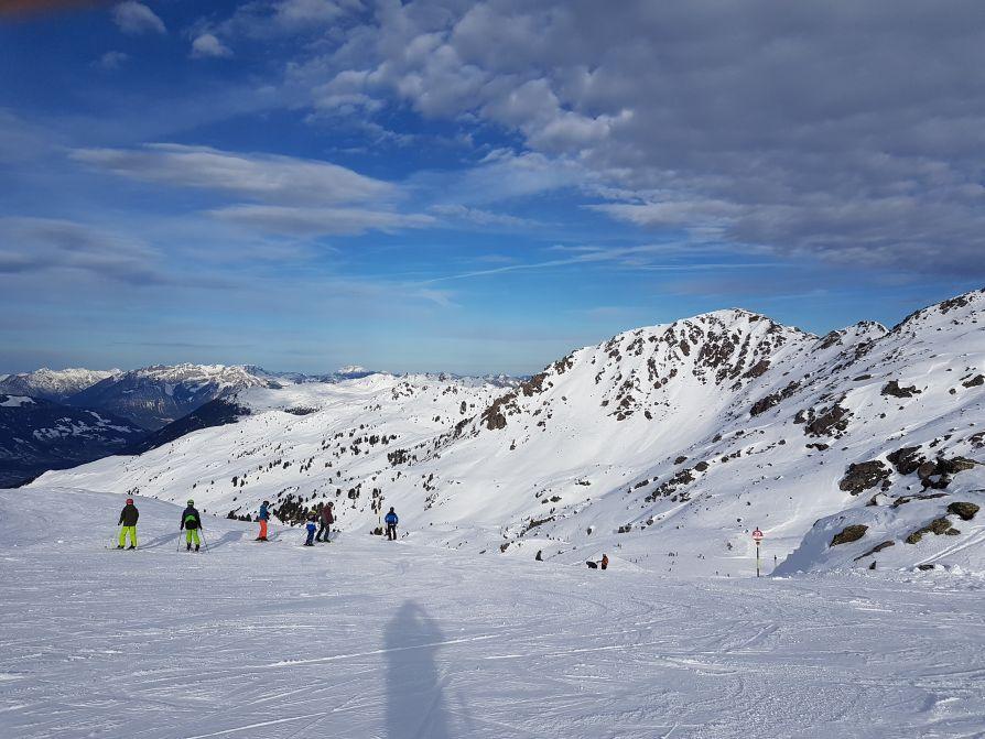 Zell am Ziller Austria narty