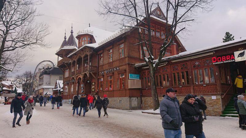 Dom Poraj naKrupówkach toprzykład dawnej zabudowy Zakopanego