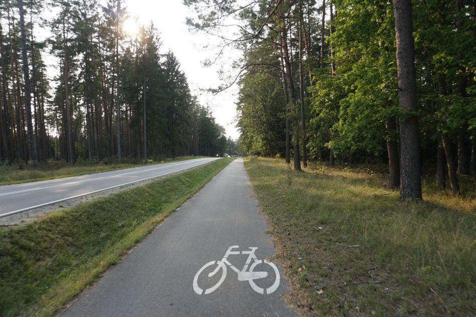 Ścieżka rowerowa Pisz-Wiartel