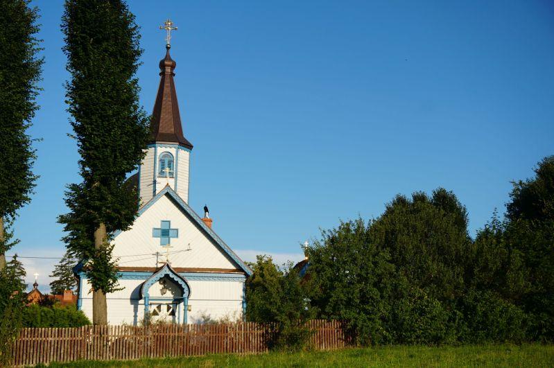 Cerkiew wWojnowie