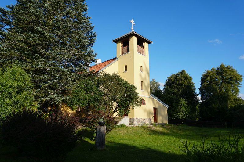 Klasztor Staroobrzędowców wWojnowie