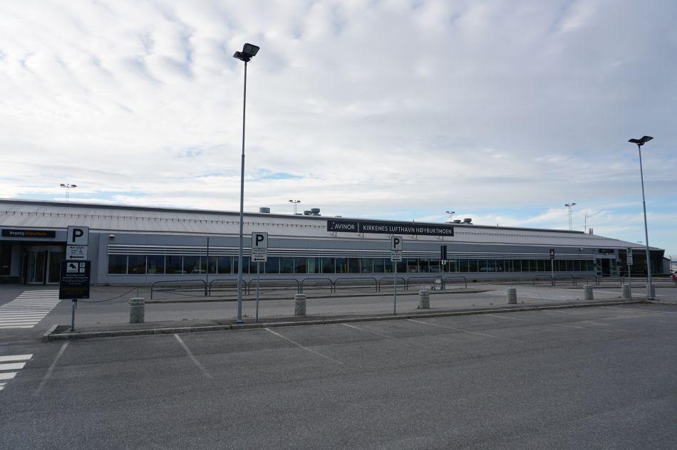Lotnisko wKirkenes