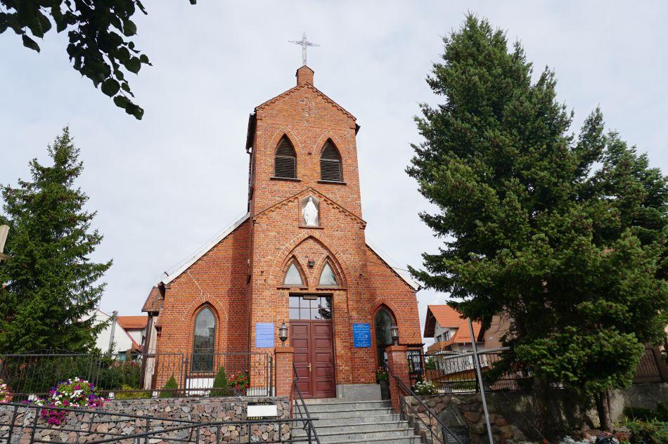 Kościół Ewangelicki p.w. Świętej Trójcy wMikołajkach