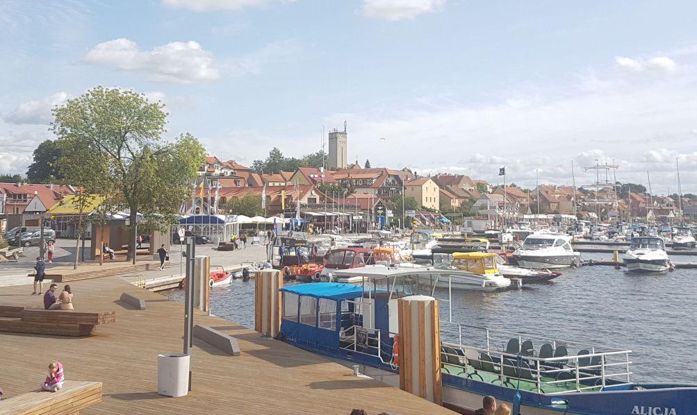 Atrakcje turystyczne Mikołajek - wioska żeglarska
