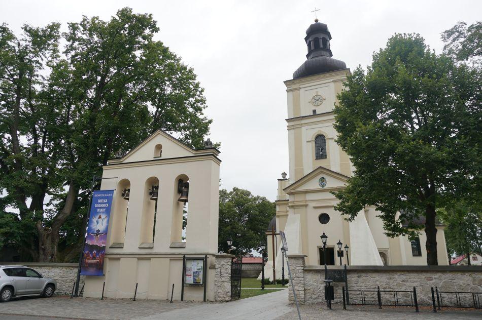 Kościół wNarolu