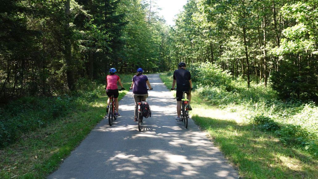 Wycieczki rowerowe dowspaniała możliwość naspędzenie czasu wNarolu