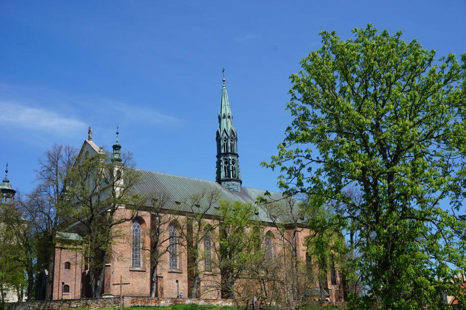 Katedra tojeden znajcenniejszych znanych zabytków sandomierza