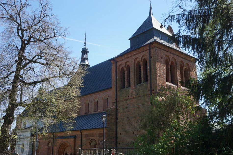 Kościół Św. Jakuba tojeden znajstarszych zabytków sandomierza